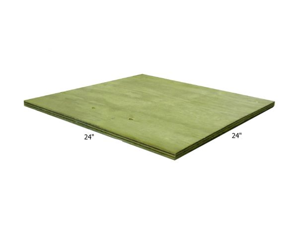 222 CP Seismic Plywood Pad