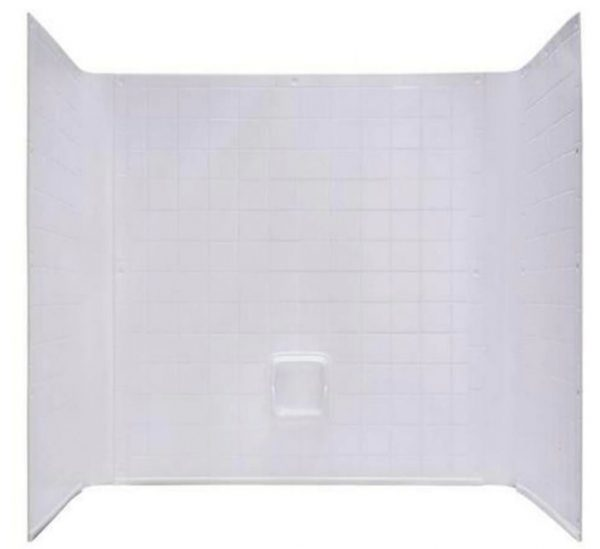 Better bath Tub Surround 54 x 27