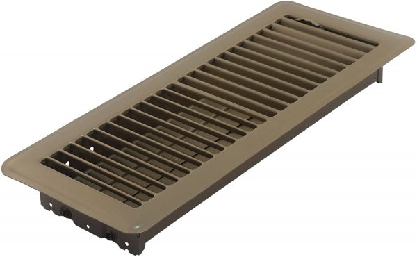 Floor Register Brown 10 x 4