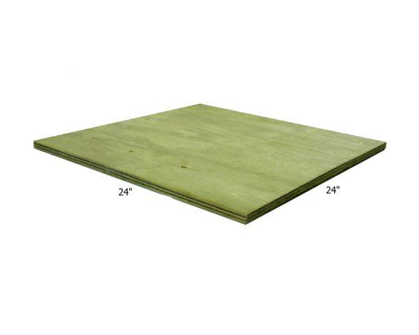 222 CP Seismic Plywood Pad