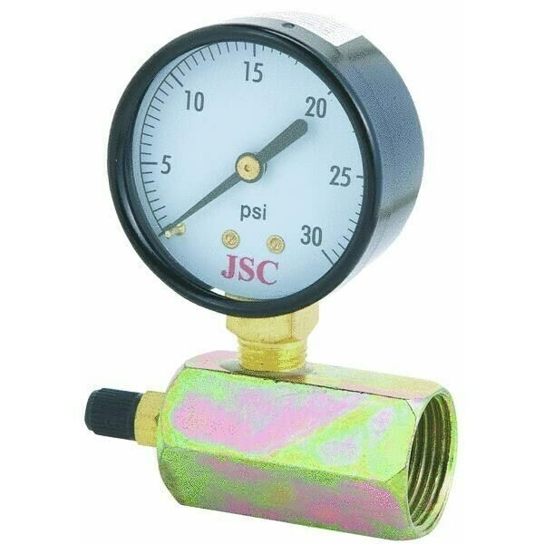 Adapter Fitting for Low Pressure Test Gauge