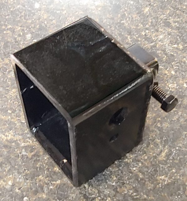 Auger Motor Adapter Anchor