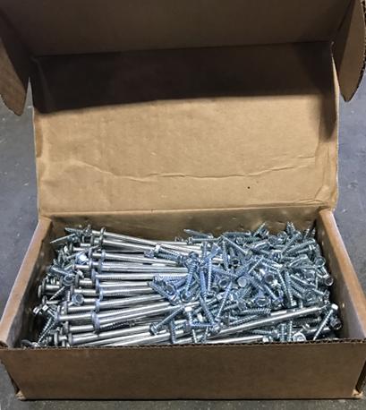 Skirting Hardware Kit